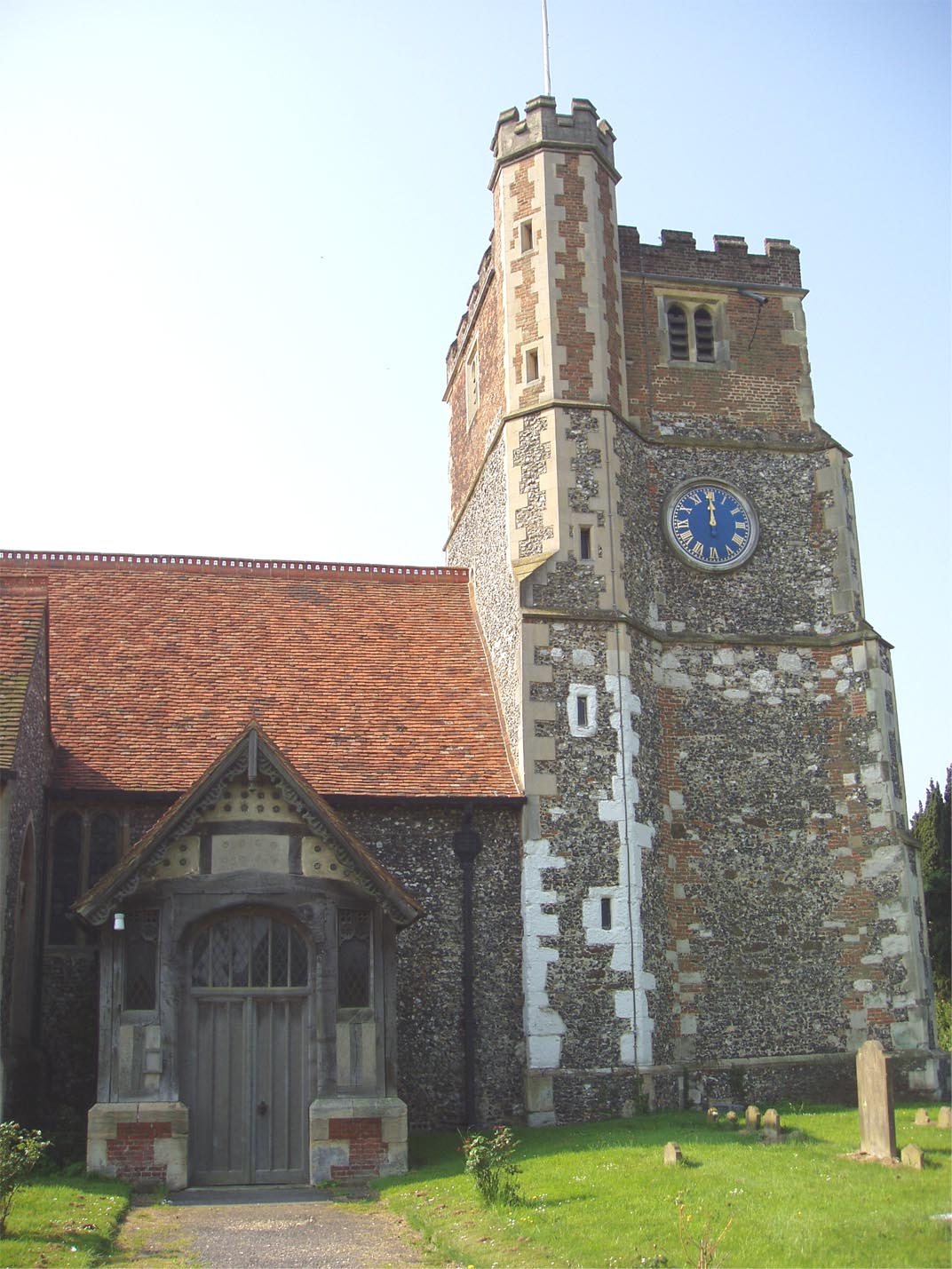 Picture of St Michael's Horton